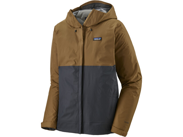 Patagonia Torrentshell 3L Jacket Men coriander brown
